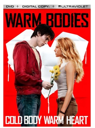 WARM BODIES - iTunes & Ultraviolet (UV) digital copy of the film