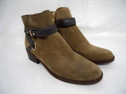 Tommy Hilfiger Cross Ankle Boots