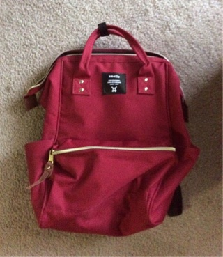 Backpack...diaper bag...travel bag (used but great condition )