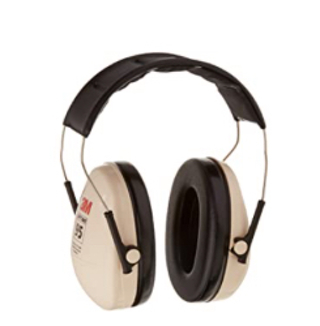 3M Peltor H6A\V Optime 95 Over the Head Noise Reduction Earmuff