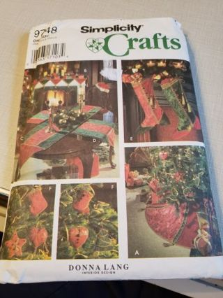 Simplicity crafts patterns