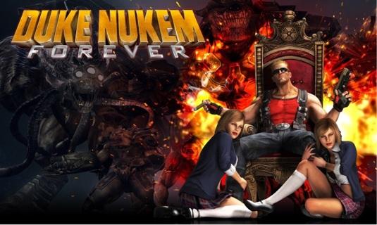 Duke Nukem Forever SteamKey