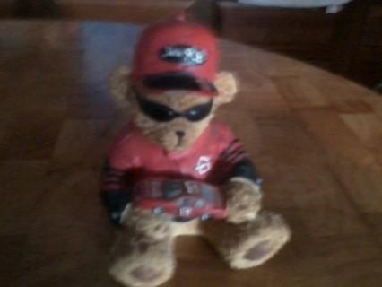 Dale Earnhardt jr. little bear statue