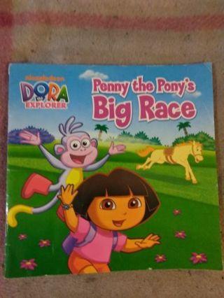 Dora the Explorer Penny the Pony's Big Race