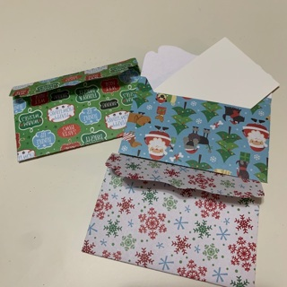 Small Christmas Cards with Envelopes