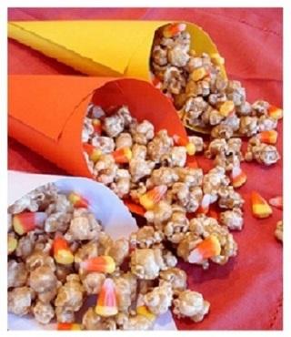 ✻ (New) Harvest Caramel Corn Recipe + Free Recipe ✻