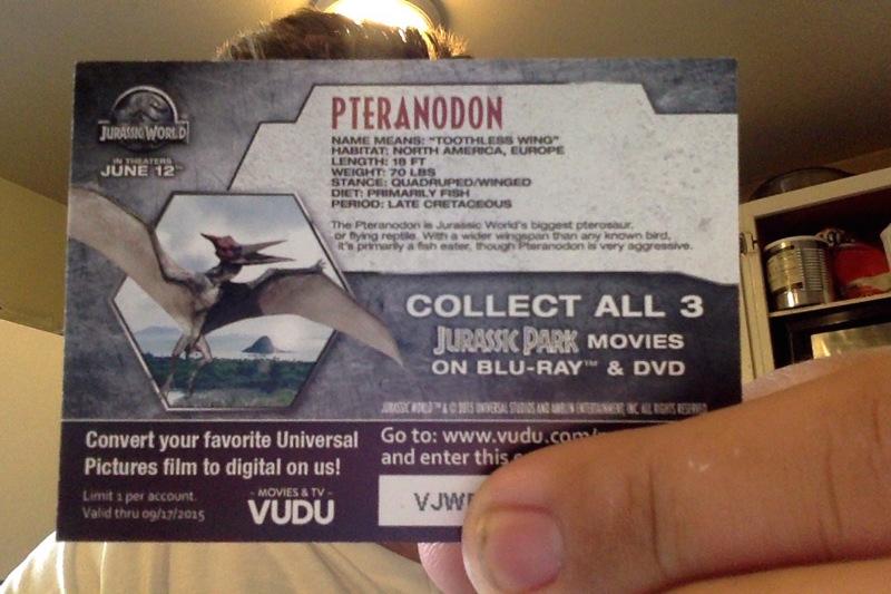Vudu coupon code