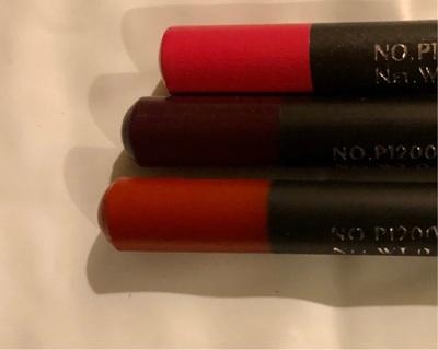 "BN! Three Shades ""PUDAIER"", Lip Liner Pencils. Smooth, Creamy, Great Colors!!"