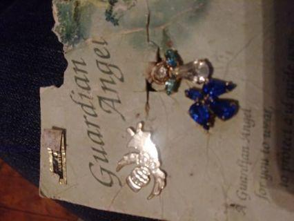 Guardian angel pins