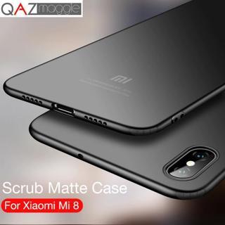 Xiaomi Mi8 Case Mi 8 Lite Cover Ultra-thin 0.6mm Anti-fingerprint Matte TPU Phone Case for Xiaomi