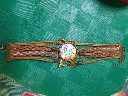 Calm Brown Zen Bracelet