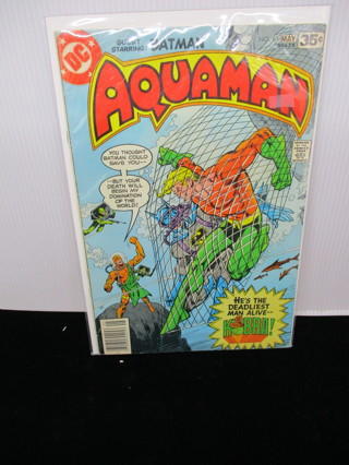 AQUAMAN #61 - GUEST STARRING BATMAN