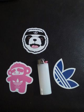 Free: Adidas decal lot - Stickers - Listia com Auctions for