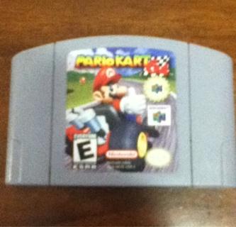 Mario Kart Nintendo 64!