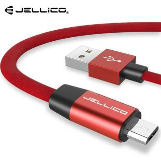 Jellico Micro USB Cable 2A Fast Data Sync Charging Cable For Samsung Huawei Xiaomi LG Andriod Micr