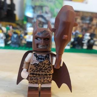 New Cave Batman Minifigure Building Toys Custom Lego