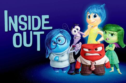 Inside out Disney movie anywhere