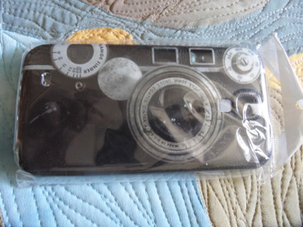 Brand new Galaxy S4 I9500 Cover - Camera Look
