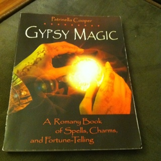 Free: Gypsy Magic By Patrinella Cooper A Romany Book Of