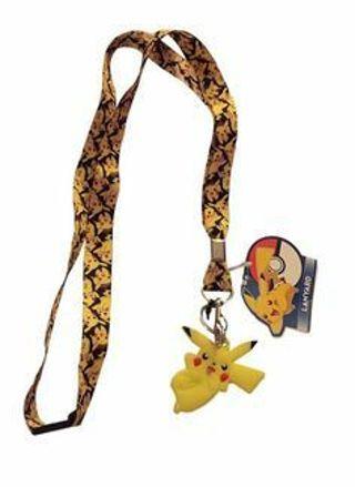 Pokemon laynard