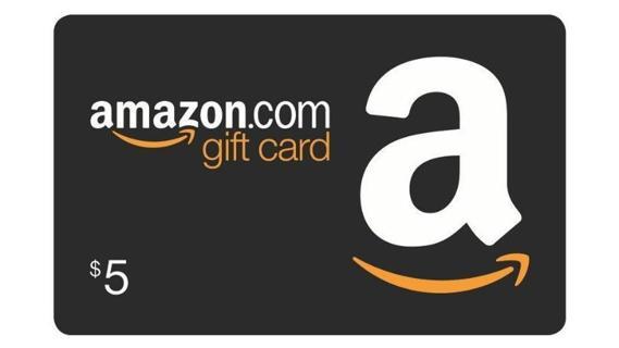 Amazon Gift Card 5$