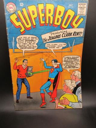 SUPERBOY NO.122