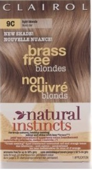 Clairol Natural Instincts Hair Color Blonde Best Hair Color 2018