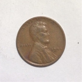 1944 LINCOLN WHEAT PENNY