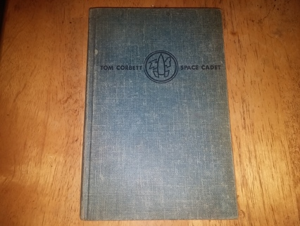 Tom Corbett Space Cadet: Stand By For Mars! by Carey Rockwell (Vintage 1952 Hardcover Book)