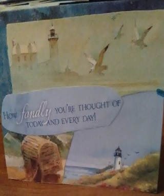 Today and Everyday- Design Blank Note Card