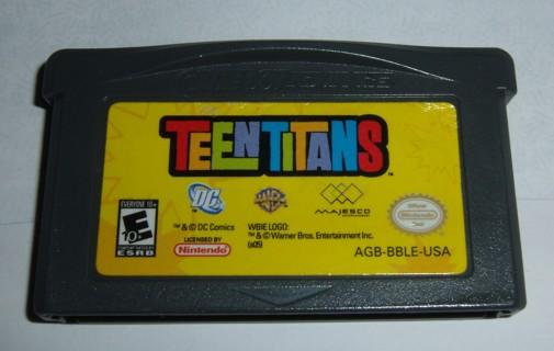 Teen Titans GBA