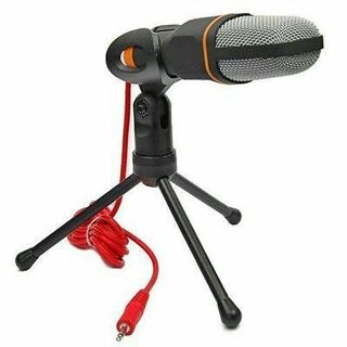 Sound Professional Mic Youtube Condenser Microphone For PC Laptop Skype MSN 17