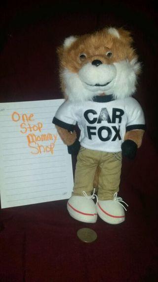 Free Car Fax Facts Car Fox Stuffed Animal Wha D That Fox Say