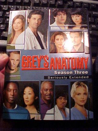 Free: Grey\'s Anatomy Season 3 - 7 DVD\'S SET! Sara Ramírez, Kate ...