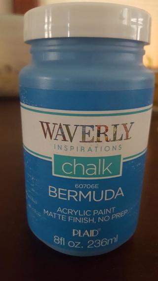 Waverly Inspirations Acrylic Matte Finish Paint