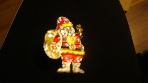 Santa clause Pin