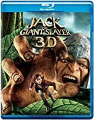2013 Jack the Giant Slayer 3D (Blu-ray/DVD, 3-Disc Set)-New & Sealed