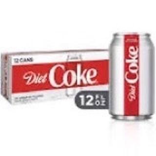 3 12 pack coke, 1 12 pack code, 2 caps
