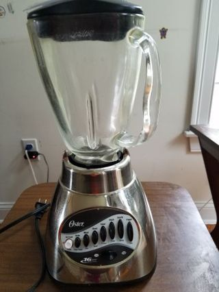 OSTER 16 Speed ALL Metal Drive Blender