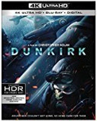 Dunkirk (2017) Digital Code from 4K Movie