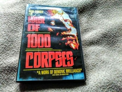 House of 1000  Corpes - Horror - Rated R