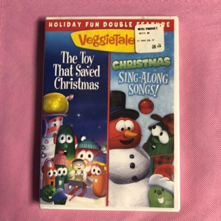 VeggieTales Double Feature DVD