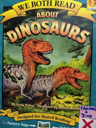 We Both Read About Dinosaurs