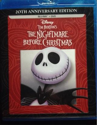 DMR CODE - The Nightmare Before Christmas *20th Anniversary