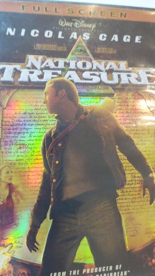 DVD National Treasure