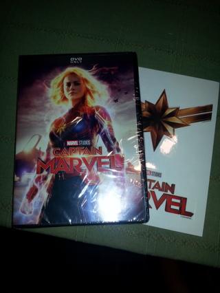 New Marvel DVD