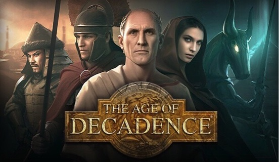 The Age of Decadence Steam Key