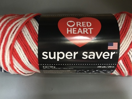 30 Skeins of Red Heart super savor yarn- see list