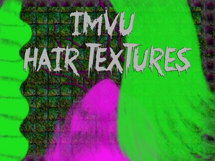 Free: IMVU Hair Textures *READY TO USE* 8tex - PC Games