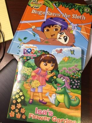 Dora Flower Garden Games